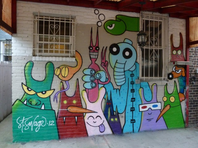 Astoria, Queens 2012